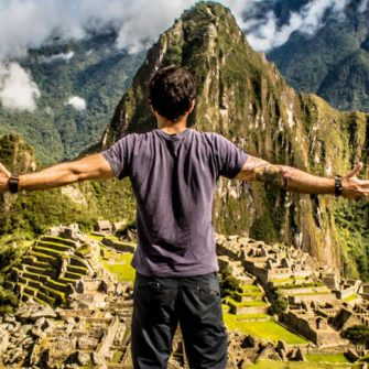 The Wonder of the World – MACHU PICCHU