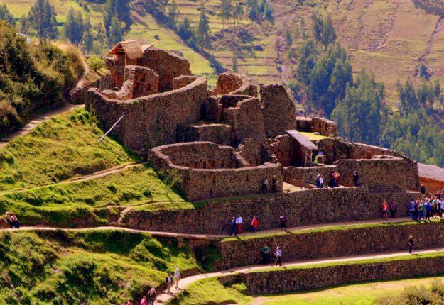 Valle Sagrado de los Incas conexión Machu Picchu