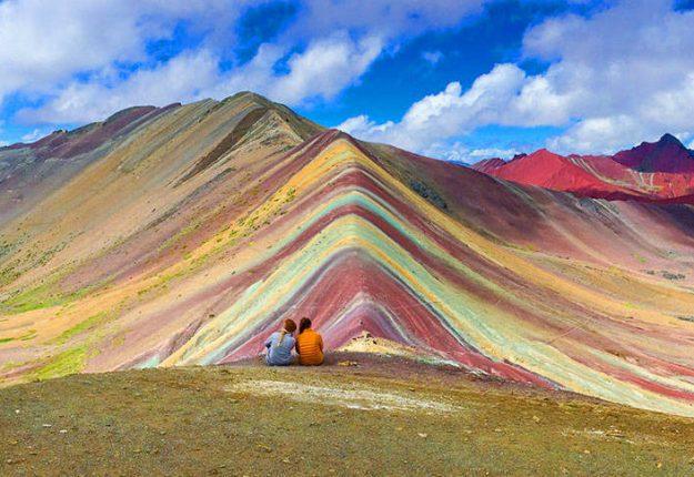 """Montaña de Colores """"Vinicunca"""""""
