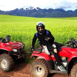 Aventura en Cusco y el Valle Sagrado en cuatrimoto