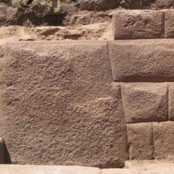 La piedra de los 13 ángulos en Peru