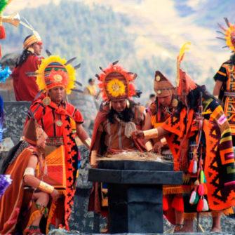Festival of the sun – Inti Raymi 2020